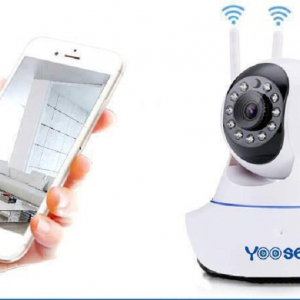 Camera Wifi Ip Yoosee 3 Anten HD720